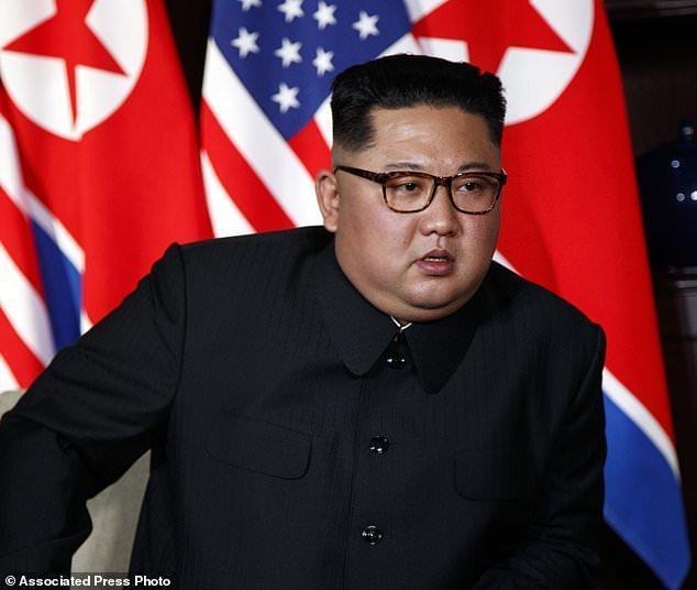 رهبر کره شمالی تحریم های راهزنانه آمریکا را مورد انتقاد قرار داد
