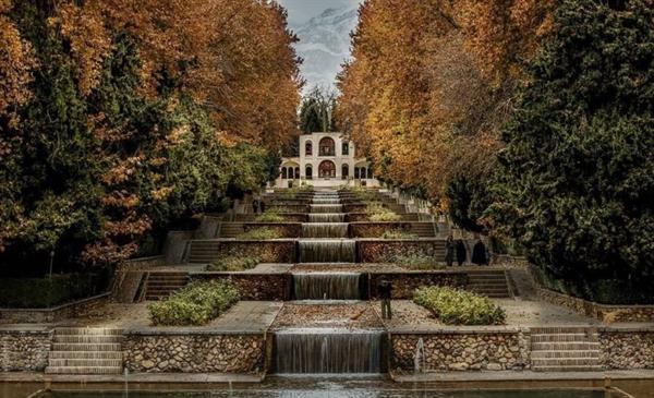 درختان و گیاهان باغ شاهزاده ماهان احیا می گردد
