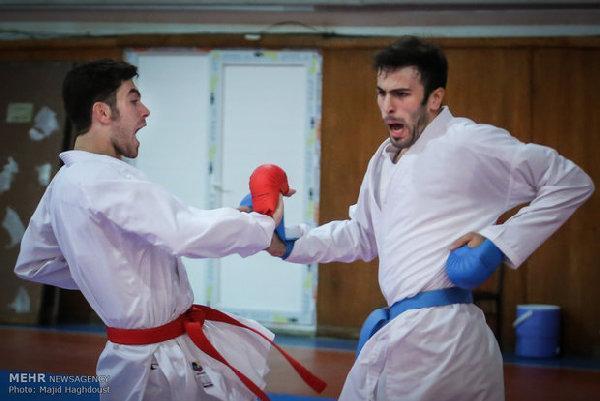 دعوت 3 ورزشکار چهارمحالی به اردوی تیم ملی کاراته