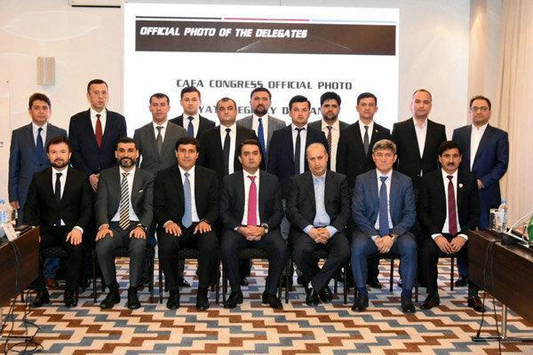 برنامه تاج در تاجیکستان هفته گذشته تمام شده بود