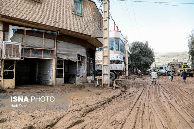 بازسازی و بازیابی اولیه شبکه های برق مناطق سیل زده استان لرستان