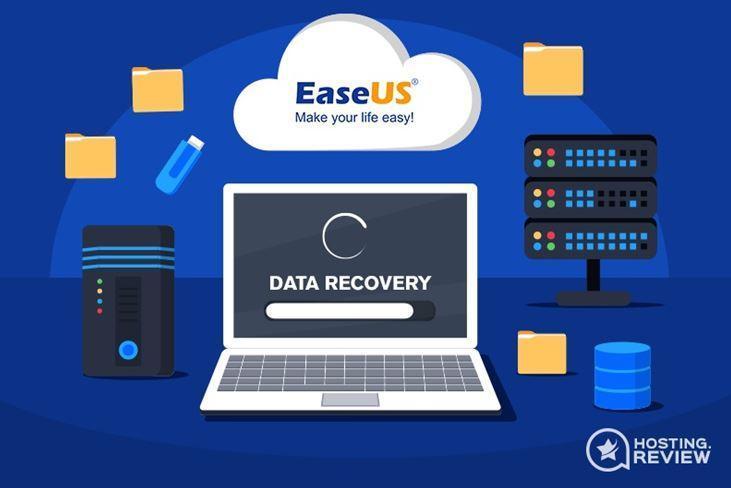 ریکاوری سریع و آسان اطلاعات حذف شده با EaseUS Data Recovery
