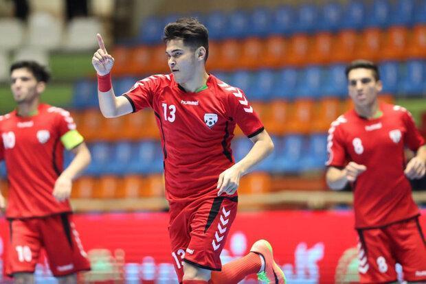 افغانستان به فینال رسید، پیروزی نزدیک در اولین دیدار نیمه نهایی