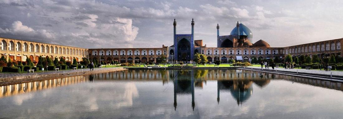 تصاویر ، دو میراث دنیای ایران در یک قاب ، چوگان در نقش دنیا