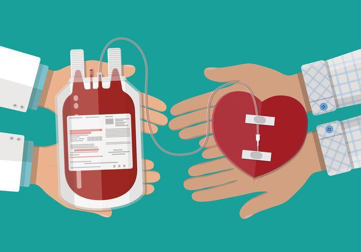 نکته بهداشتی: اهدای خون