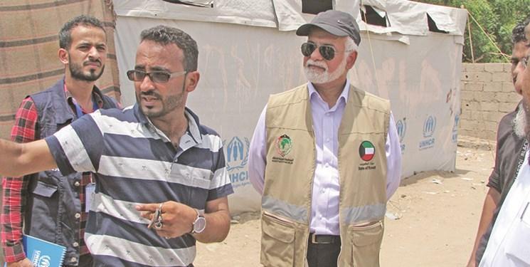 کویت: یاری رسانی به سیل زدگان در ایران ادامه دارد