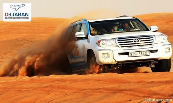 سافاری دبی چه ویژگی ها و لذت هایی دارد؟