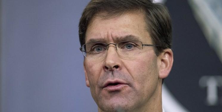 وزیر دفاع آمریکا: هنوز توافق نهایی با طالبان حاصل نشده است