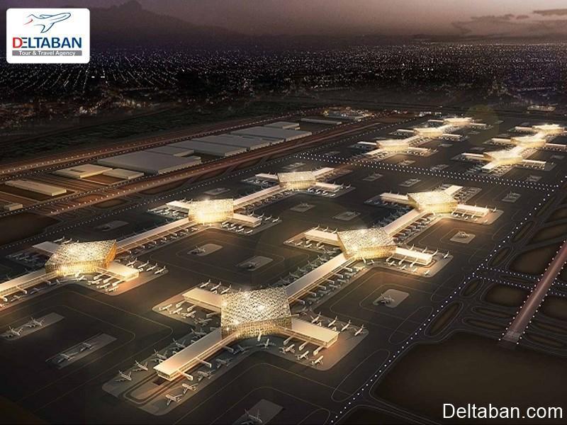 فرودگاه آل مکتوم دبی