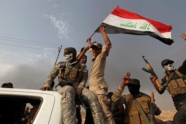 عملیات ضد تروریستی ارتش عراق در استان الانبار