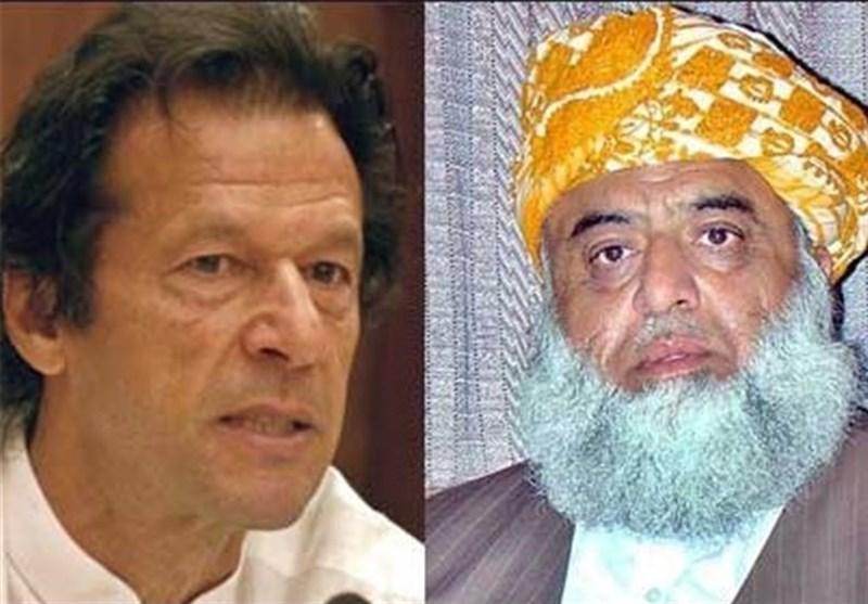 عمران خان خطاب به احزاب مخالف: درهای مذاکره باز است
