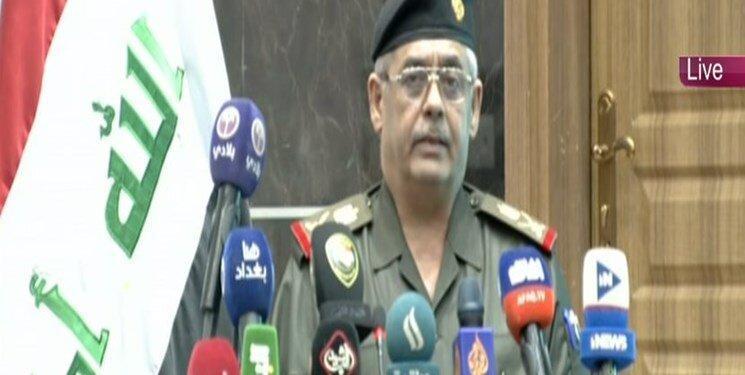 هشدار جدی نیروهای مسلح عراق به معترضان