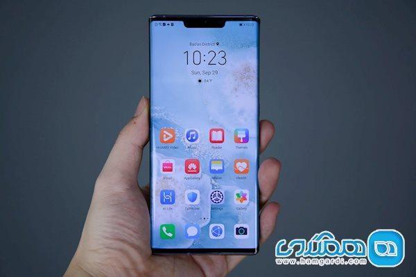 گوشی Huawei Mate 30 Pro راحت تر از رقبا تعمیر می شود