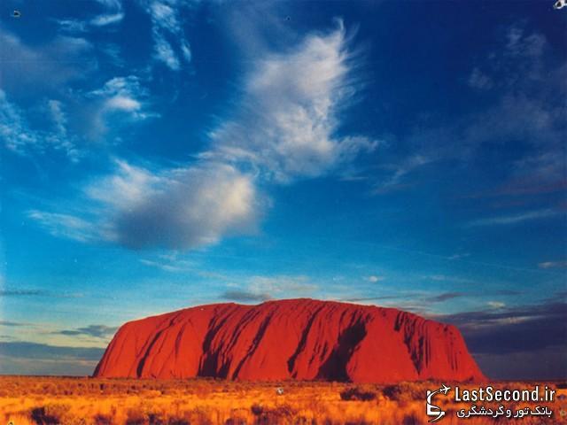 صخره زیبای آیرز (Ayers Rock)، استرالیا