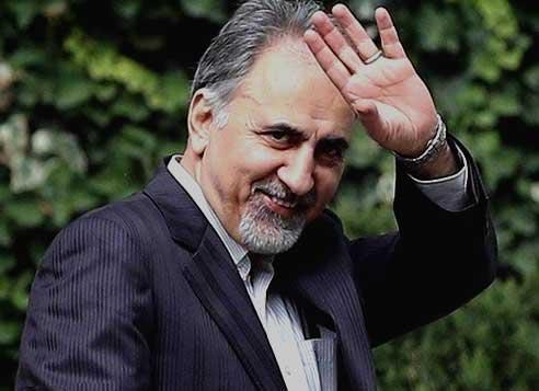 محمد علی نجفی می گوید هنوز شهردار تهران نیستم