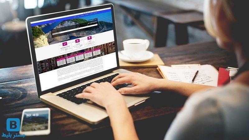 راهنمای خرید اینترنتی بلیط هواپیما ، قطار و اتوبوس
