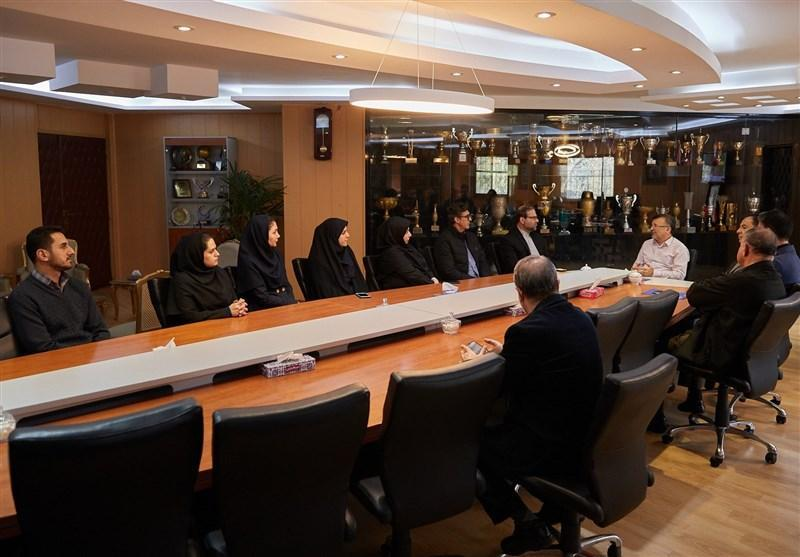 کمیته رویدادها و مسابقات، جایگزین سازمان لیگ فدراسیون والیبال شد
