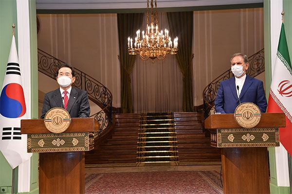 خبرنگاران کی بی اس: همکاری های اقتصادی محور سفر نخست وزیر کره جنوبی به تهران است
